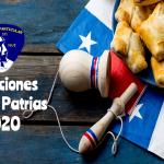 VACACIONES FIESTAS PATRIAS 2020…