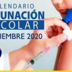 PERÍODO DE VACUNACIÓN 2020…